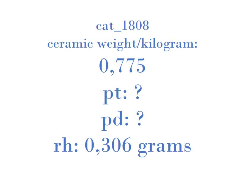 Precious Metal - K030 205253-1237