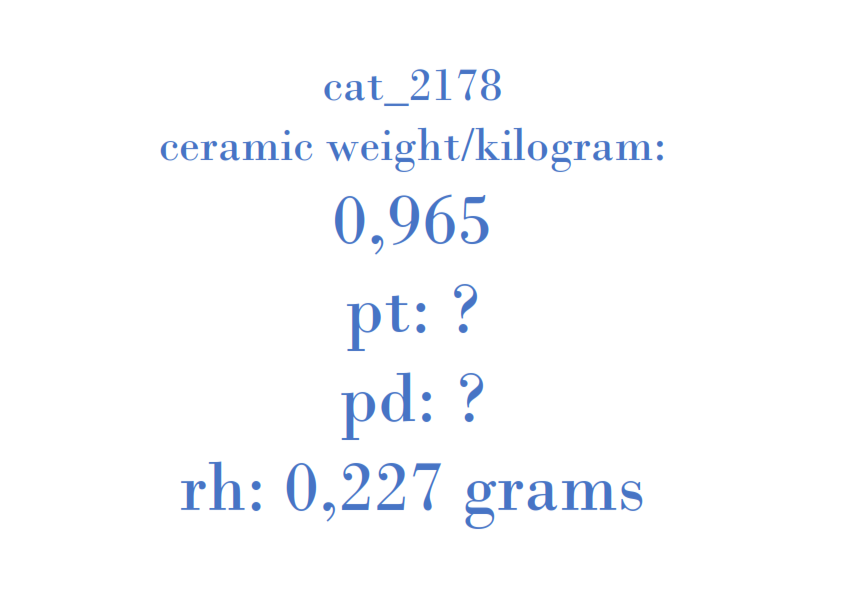 Precious Metal - KT0161 A1684900914 11107661 LAT 07M99 7894