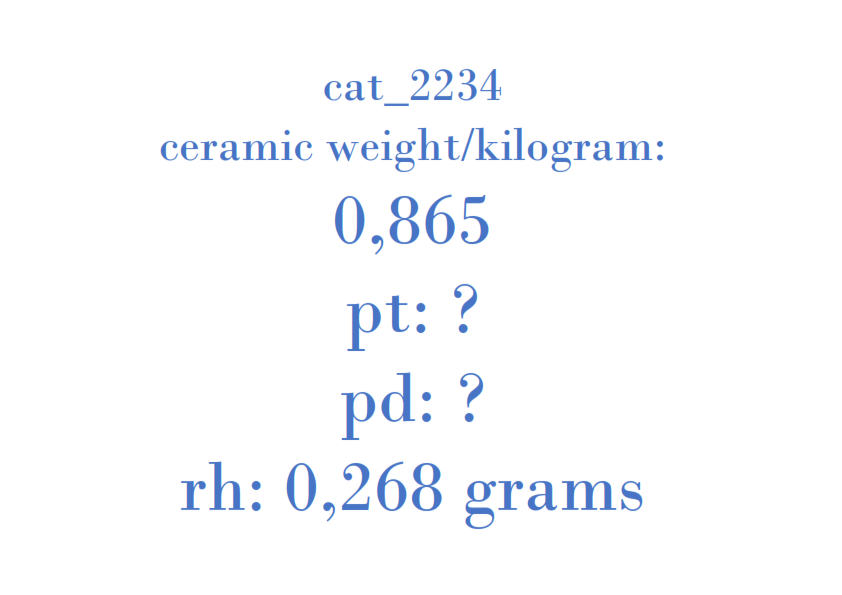 Precious Metal - KT0030 1244908114 112329065000
