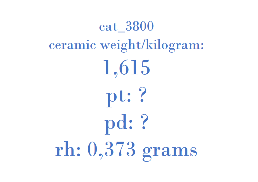 Precious Metal - 1728023 1728999 EBERSPACHER GERMANY