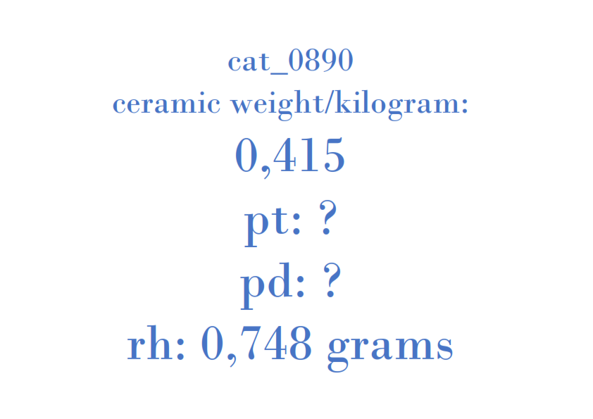 Precious Metal - 5463708 S1761 GERMANY