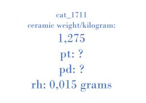 Precious Metal - K134 99-10-27 07C 2,7833E+11 886700000009012