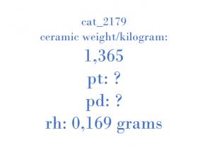 Precious Metal - KT0158 MBKH19V MBKH19H 15330 CEES 01 M001 3 + 90 30