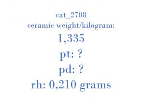 Precious Metal - 4S71-5E212-EA 1426166 03K073 T2A1A