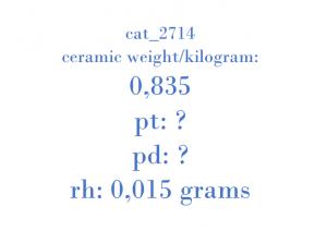 Precious Metal - 2S71-5E212-RA 1396760 A T2A1A 29K034