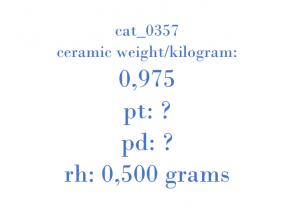 Precious Metal - GM55 0495 F8 X 13105075