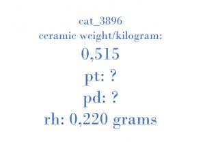 Precious Metal - 1K0131701AF 6Q0178GC JS-24 3020