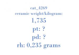 Precious Metal - 535131701B JS-P12N22035